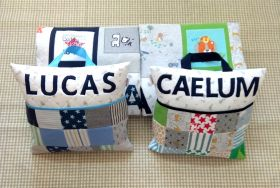 Memory  Reading Pillow Cover