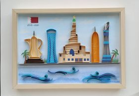 Iconic Buildings of Doha