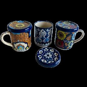 Handmade Mug with Lid