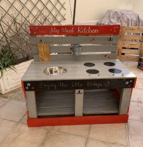 مطبخ الطين الإبداعي للأطفال