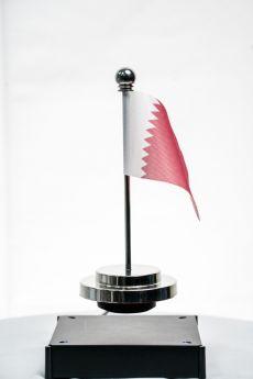 BUOYANT QATAR FLAG