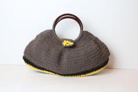 Unique Crotchet Handmade Bag