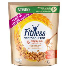 Fitness Granola