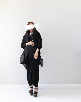 Black Abaya (Look17)