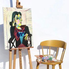 لوحة دورا مار - بابلو بيكاسو