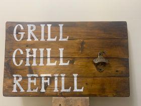 Grill Chill Refill