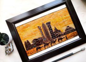 'Around the City' - Artwork