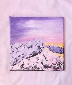 جبال الآلب السويسرية