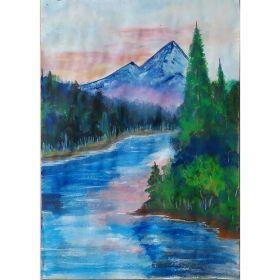 اللوحة الملهمة - الطبيعة