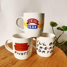 Personalised Friends Theme Mug