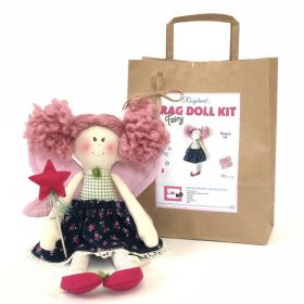 Fairy Rag Doll Kit