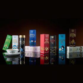 Luxurious Tea - Packaged Loose Leaf Tea
