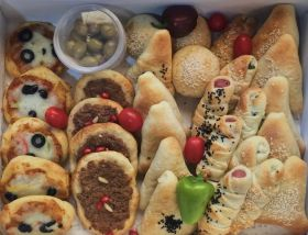 36 Mixed Pastries