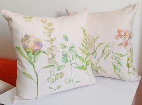Cushion - Handpainted