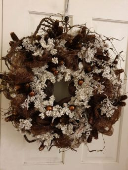 Seasonal Holiday Decor - Wreath