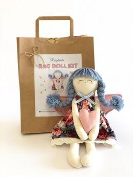 Rag Doll Kit, Blue Angel