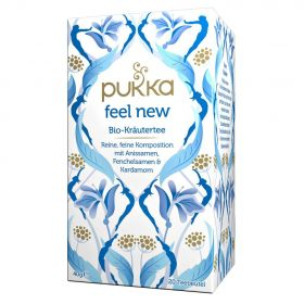 PUKKA - Feel new