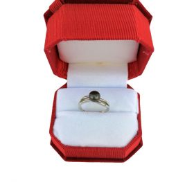 Freshwater Pearl Ring S925 Silver