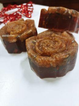 Rose Sugar Scrub Soap