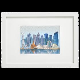Doha Skyline- Day