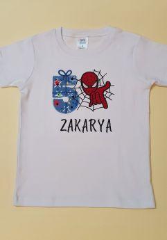 قمصان سبايدرمان
