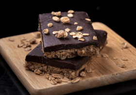 Guilt Free Snickers Bar