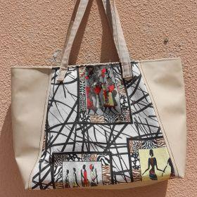 حقيبة حمل كبيرة وجميلة مثالية للسيدة