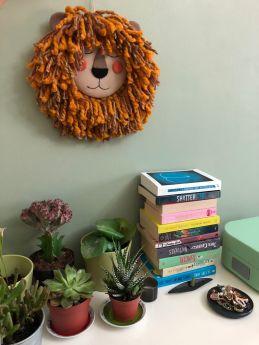 Handmade Lion Head