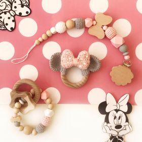 Oh Minnie Baby Set