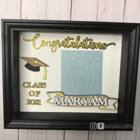 Personalized Graduation Photo Frame