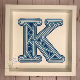 Letter Frame