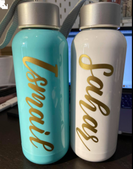 Personalised Drink Containers
