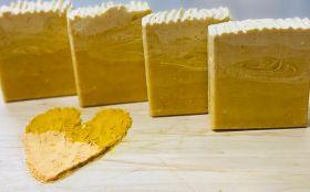 Turmeric & Sandalwood Soap