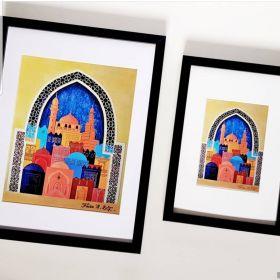 Window to Orient Print